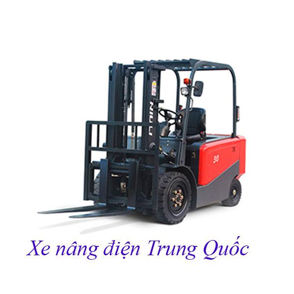 Xe Nâng điện Trung Quốc Nhập Khẩu Tải Trọng 2-3.5 Tấn