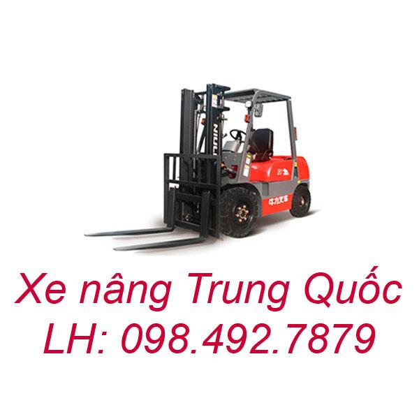Xe Nâng Hàng Trung Quốc Nhập Khẩu Nguyên Chiếc Giá Rẻ