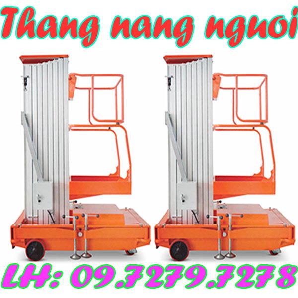 Thang Nâng Người GTWY 150kg Nâng Cao 4mét 6mét 8mét