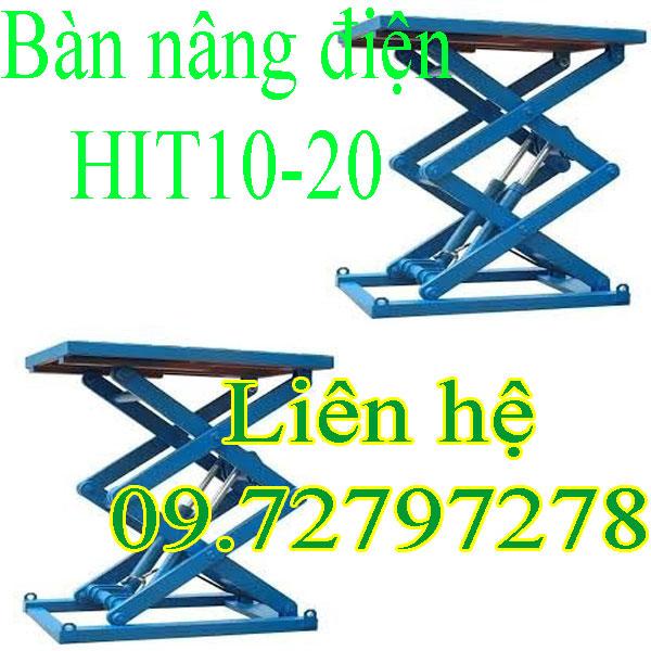 Bàn nâng điện HIT10 HIT20