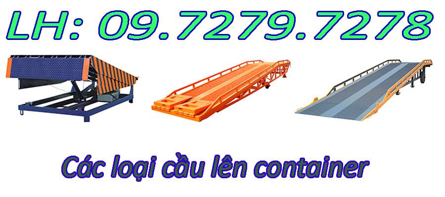 Cau len container