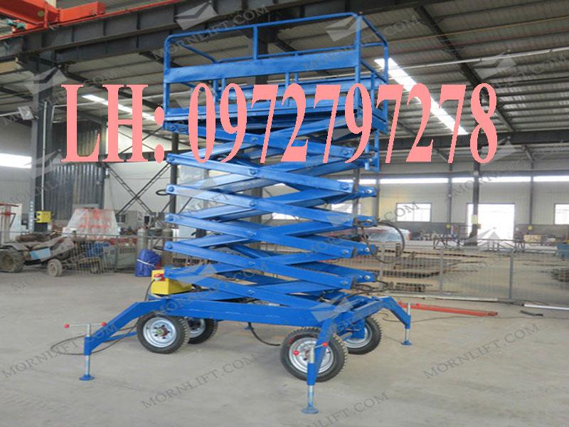 Xe nâng người ziczac 6m 9m 10m 12m 14m