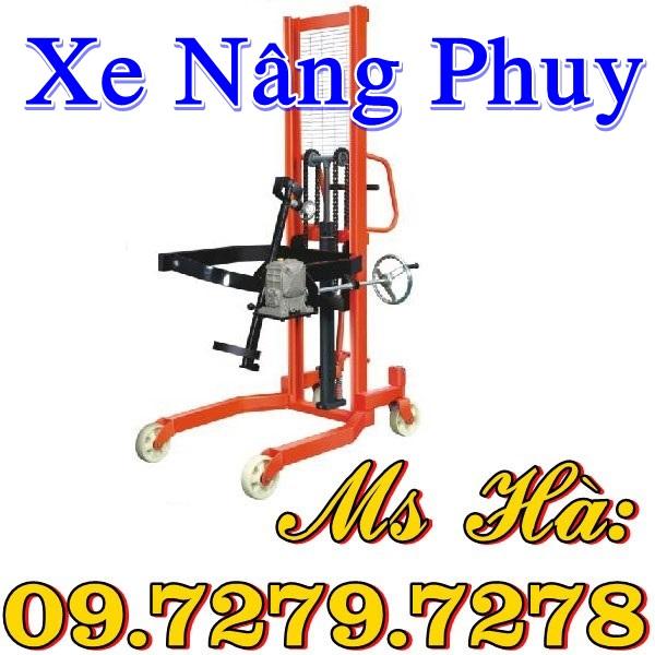 Xe Kẹp Thùng Phuy Giá Rẻ Nhất Trên Thị Trường Hiện Nay.