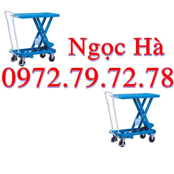 Xe Nâng Mặt Bàn 750kg Giá Tốt Phân Phối Trên Toàn Quốc