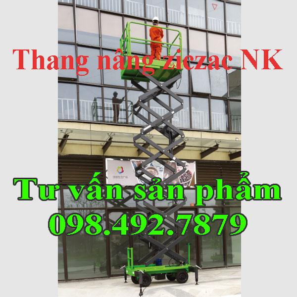 Thang Nang Ziczac 6met 9met 12met 14met Nhap Khau Gia Tot