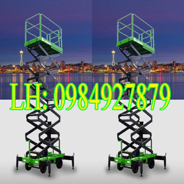 Thang Nâng 12m Model MK1200-5 Hãng Bestmax Chất Lượng Giá Tốt