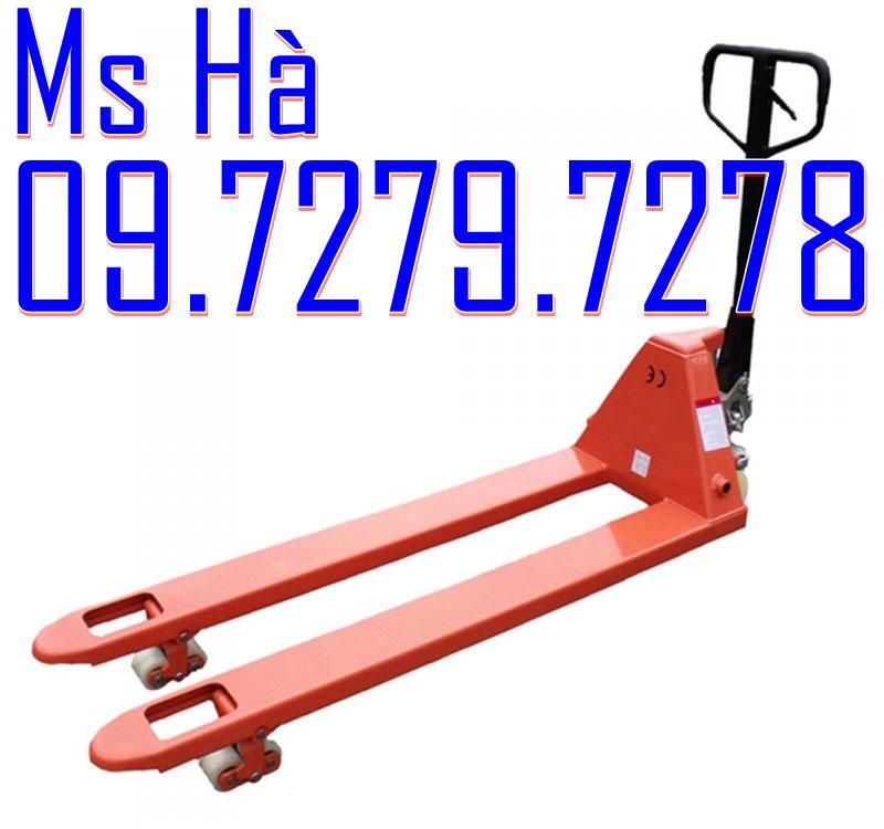 xe nâng tay càng dài 1,8 mét