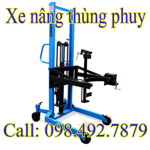 Xe Nâng Thùng Phuy COT0.35