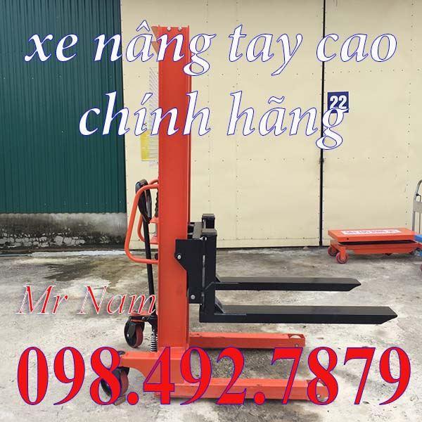 Xe Nâng Tay Cao CTY-A