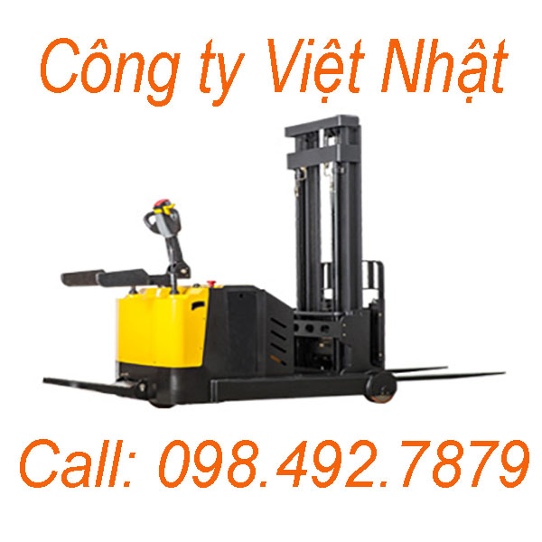 sử dụng xe nang dien mini