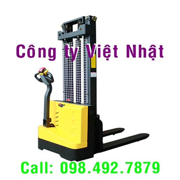 Xe Nang Dien Mini Staxx