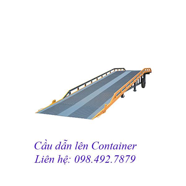 Cầu Dẫn Hàng Lên Container 6tấn-10tấn Rẻ Nhất Toàn Quốc
