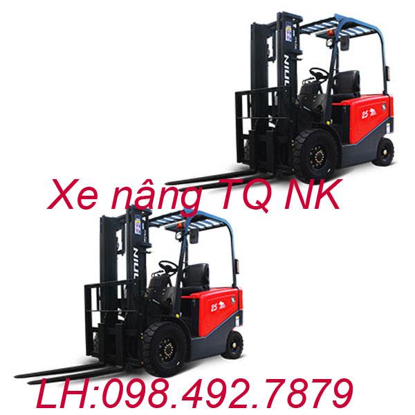xe nâng hàng Trung Quốc nhập khẩu