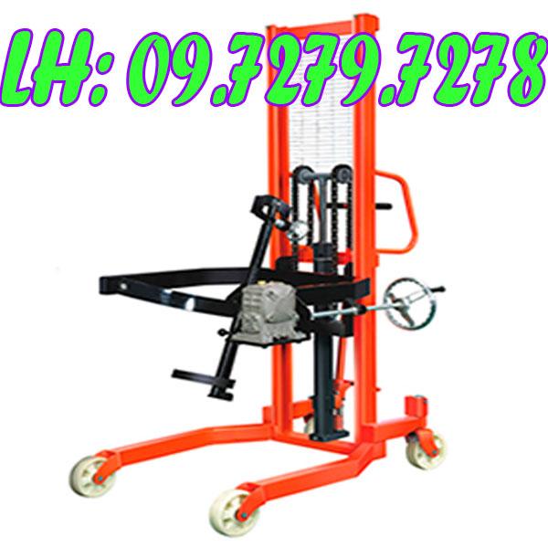 Xe Nâng Kẹp Thùng Phuy COTO 350kg Nâng Cao 1.6m 2.5m