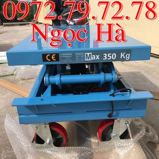 Bàn nâng điện 350kg