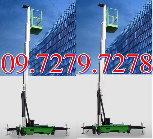 Thang nâng đơn 6m 8m 10m 12m