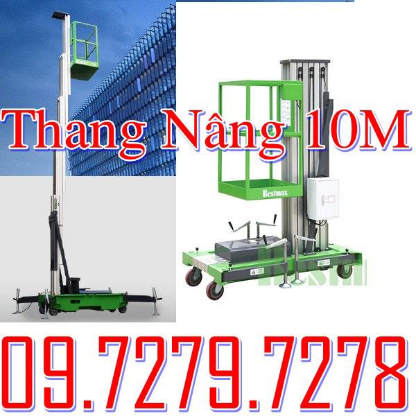 Thang Nâng đơn 6m 8m 10m 12m Giá Cực Tốt Tại Việt Nam.