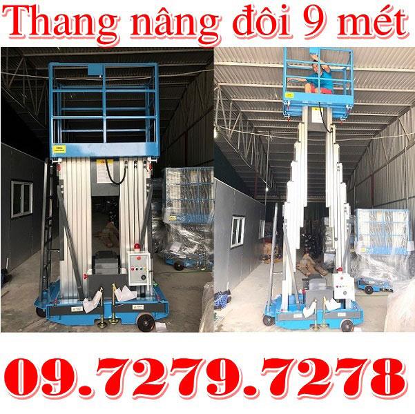 Thang nâng 6m 8m 9m 10m 12m 14m