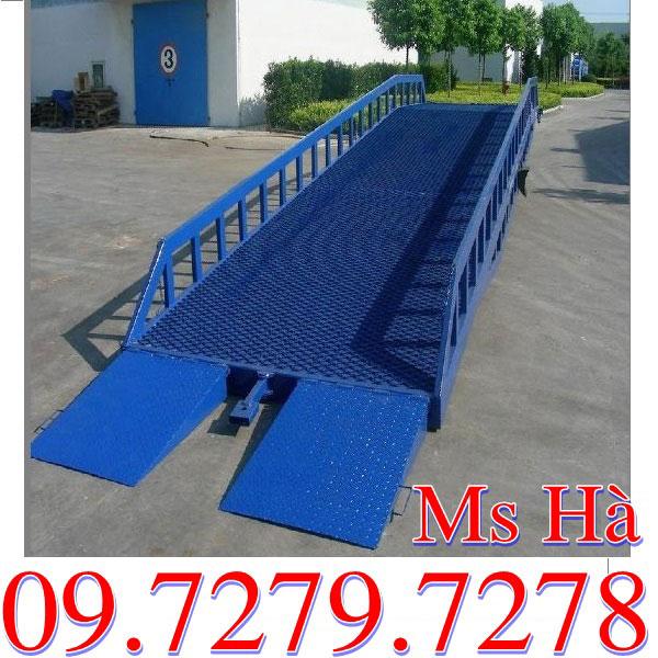 Cầu Lên Container Giá Rẻ Bán Rộng Rãi Trên Toàn Quốc.