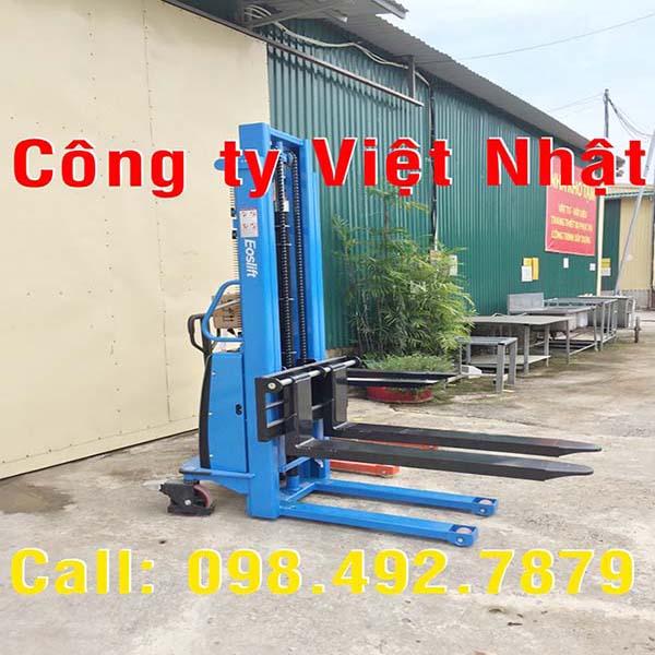 Giá Và Chất Lượng Xe Nâng Bán Tự động Tại Công Ty Việt Nhật