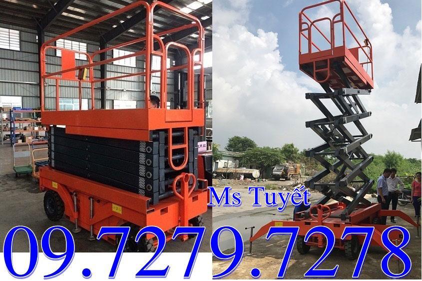 Bán thang nâng người 6M 9M 12M