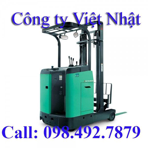 Xe Nang Dien Dung Lai Toyota Hàng Bãi Chất Lượng Giá Tốt